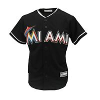 Miami Marlins Official MLB Genuine Apparel Kids Youth Size Jersey New with Tags