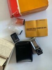 Honeywell Auto.Strobonar 480S Electronic Flash Unit, With Box and Accessories