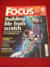 July BBC Focus Science Magazines