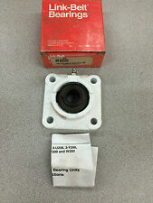 "NEW IN BOX LINK-BELT 4-BOLT FLANGE BEARING 3/4"" BORE WF3S212E"