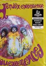 "JIMI HENDRIX EXPERIENCE ""Are You Experienced"" 200 Gram Purple Limited Edition LP"