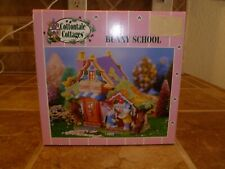 Cottontale Cottages - Bunny School - Porcelain