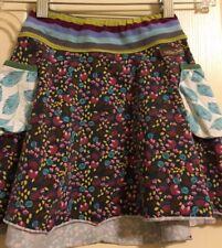 Matilda Jane Fingerpaint Michelle Paint by Numbers Twirl Skirt Size 2
