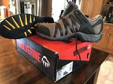 New listing wolverine trail runner Steel Toe