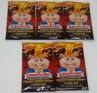 2017 Garbage Pail Kids Adam-Geddon Sealed Hobby Pack (1) With Exclusive Inserts!