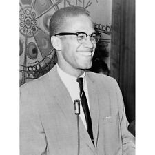 Inspirational Cool Life Malcolm X Quotes Poster  A0-A1-A2-A3-A4-A5-A6-MAXI 097