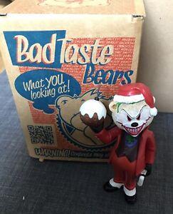 bad taste bears Christmas Joker