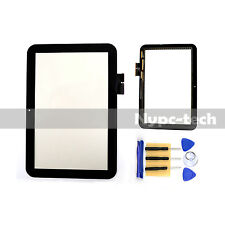 Touch Glass Screen Digitizer Tablet For 10.1 Toshiba Excite 10 AT300 AT305 Black