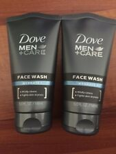 2x Dove Men+Care Face Wash, Hydrate 5 oz
