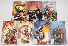 Deathlok vol. 4 #1-7 VF/NM complete series - charlie huston/lan medina marvel
