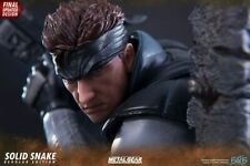 Metal Gear Solid - Solid Snake Statue-F4F111