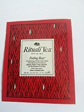 Rituali Tea ORIGINS Feeling Rosy Comforting Powder Face Mask with Rooibos Tea &