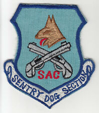 Wartime SAC Sentry Dog Section, K-9 Insignia