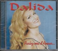 CD 20 TITRES DALIDA PARLEZ MOI D'AMOUR DE 2012 NEUF SCELLE GO 1182-2.