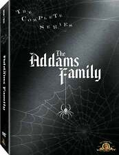 The Addams Adams Family: The Complete Original Series Seasons 1 2 DVD Boxed Set