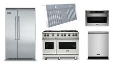 Viking Pro Kitchen with 48in Gas Range and Free 5 Year Warranty
