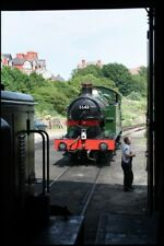 PHOTO  GWR LOCO NO 5643  COMING ON SHED 5643 AWAITS HER NEXT TURN:
