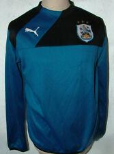 Huddersfield Town Puma Training Bench Top  Size M 46inch Ch