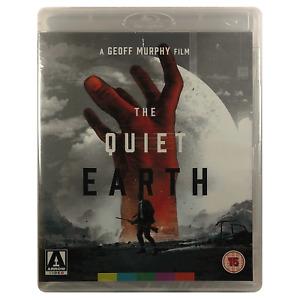 The Quiet Earth Blu-Ray **Region B**