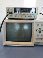 HP Hewlett Packard 54201A 2 Channel Digitizing 300MHz 200MS/s