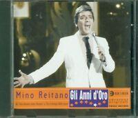 Mino Reitano - Gli Anni D' Oro Cd Perfetto