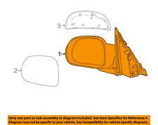 FIAT OEM 14-17 500L Front Door-Side Rear View Mirror Right 5RE81JXWAA