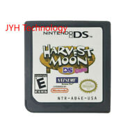 Christmas Gift Harvest Moon DS: Cute (Nintendo DS,2010) Game Only For DS 2DS 3DS