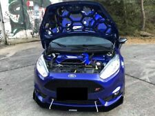 Ford Fiesta Facelift MK7.5 ST180 Ecoboost Underbonnet Mirrors Show Stance