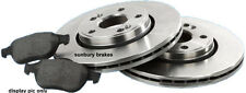 Holden Commodore BRAKE DISCS & BRAKE PAD VR VS  front Quality Aust Standard