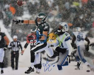 Zach Ertz Autographed Signed 8x10 Photo Philadelphia Eagles REPRINT