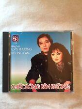 HUONG LAN-ELVIS PHUONG-CHIEC BONG BEN DUONG (Vietnamese Music)Sealed