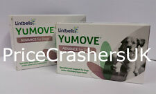 YUMOVE ADVANCE For Dogs 120 Chewable Tablets Pets Joint Function Mobility Stiff