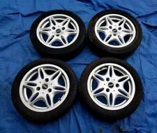 "Smart Car FORTWO 15"" Alloy Wheels PCD 3x112mm 108612217AA 108740551A"