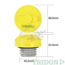 TRIDON FUEL CAP NON LOCKING FOR Toyota Toyo-Ace Diesel LY30, 31 03/82-01/85 2.4L