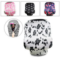 Stretchy Baby Stroller Car Seat Cover Privacy Nursing Cover Baby Carseat Canopy