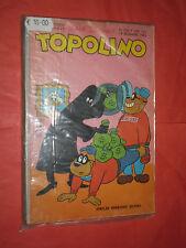 WALT DISNEY- TOPOLINO libretto- n° 525- originale mondadori- anni 60/70