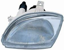 Fiat SEICENTO 1998 - 2000 HEADLAMP H4 PRED REG ELECTRIC HYDRAULICS RIGHT