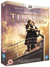 Titanic 3d Collector's Edition Blu-ray W/ Slipcover James Cameron 1997 Movie