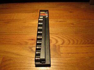 "Craftsman USA 3/8"" Drive SAE Impact Socket Set 9-Piece 15880 Made in USA - NEW"
