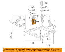 Chevrolet GM OEM 06-11 HHR Front Suspension-Spring 22735636