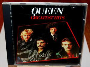 CD : Queen - Greatest Hits