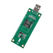 Raccomandata P. - Tester USB per Mini PCI-E Wireless WWAN  Adapter Card con SIM