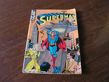 SUPERMAN GEANT N°10 1980