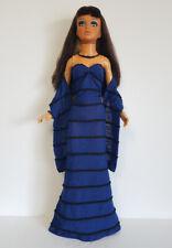 Tiffany Taylor Doll Clothes HM Dress, Wrap & Jewelry Fashion NO DOLL dolls4emma