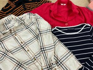 Wholesale Branded Clothing Job Lot Mens/Women Used Grade A Mixed Cream Clearance