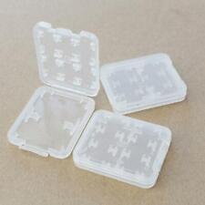 8 Slots Plastic Hard Micro SD SDHC TF MS Memory Card Box hot C7S1 selling S N7P7