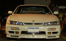 1997 1998 NEW 240SX 180SX S14 JDM KOUKI STYLE FRONT LIP BODY KIT SR20DET