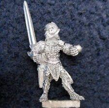 1985 Noldor profunda Elf me32 Espada 3 Variante Señor De Los Anillos Ciudadela Alta Lotr Gw