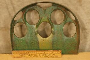 Antique Cast Iron BOYE Parlor Golf Putt Game 1920's