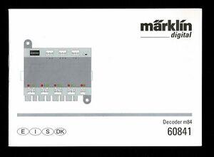 MARKLIN 60841 - decoder m84